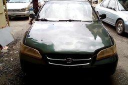 Neat Nigerian used 2000 Honda Accord