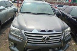 Clean Tokunbo Used Lexus LX 2014