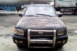 Nigerian Used Nissan Pathfinder 2000