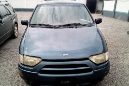 Nigerian Used Nissan Quest 2001