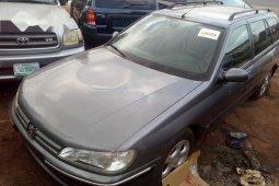 Neat Tokunbo Used Peugeot 406 2008
