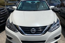 Foreign Used Nissan Altima 2017