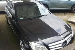 Clean Tokunbo Used  Mercedes-Benz C350 2008