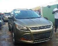 Nigerian Used Ford Escape 2011