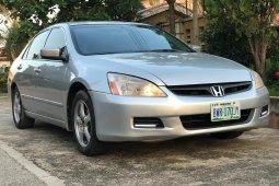 Clean Nigerian Used  Honda Accord 2007