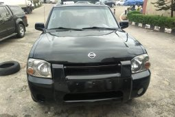 Very Clean Foreign used Nissan Frontier 2002