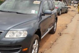 Very Clean Foreign used 2006 Volkswagen Touareg
