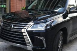 Super Clean Foreign used 2018 Lexus LX