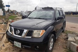 Super Clean Nigerian used Nissan Pathfinder 2007