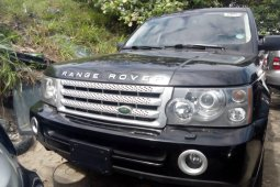 Clean Foreign Used Land Rover Range Rover Sport 2006