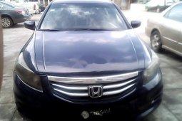 Nigerian Used Honda Accord 2012