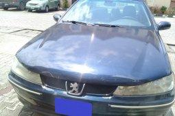 Clean Nigerian Used Peugeot 406 2008