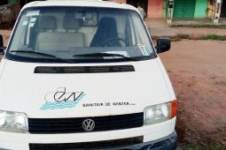 Super Clean Foreign used 1999 Volkswagen Transporter