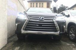 Super Neat Tokunbo Used  Lexus LX 2016