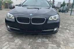 Super Clean Foreign used 2012 BMW 5 Series