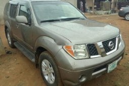 Clean Nigerian Used Nissan Xterra 2006