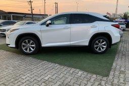 Neat Tokunbo Used  Lexus RX 2018