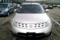 Nigerian Used Nissan Murano 2003
