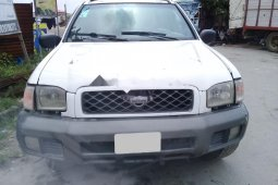 Clean Nigerian Used Nissan Pathfinder 2001 White