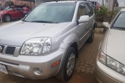 Clean Tokunbo Nissan X-Trail 2006