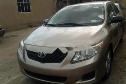 Super Clean Foreign used Toyota Corolla 2008