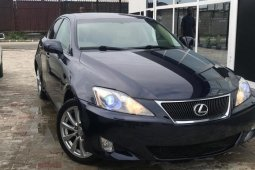 Super Clean Foreign used Lexus IS 2007