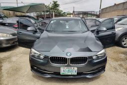 Well Maintained Nigerian used BMW 328i 2016