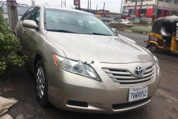 Super Clean Foreign used Toyota Camry 2007