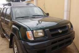 Super Clean Nigerian used 2001 Nissan Xterra