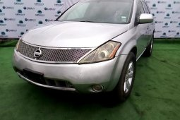 Well Maintained Nigerian used 2007 Nissan Murano