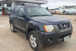 Well Maintained Nigerian used Nissan Xterra 2008