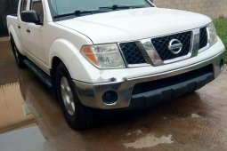 Super Clean Foreign used Nissan Frontier 2007
