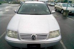 Cool Nigerian Used Volkswagen Golf 2001 White