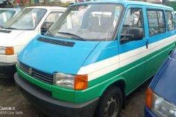 Clean Tokunbo Volkswagen Transporter 1998 Blue
