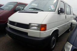 Neat Foreign Used Volkswagen Transporter 2004 White