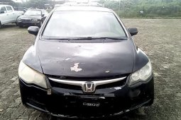 Well Maintained Nigerian used Honda Civic 2008