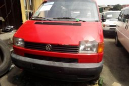 Super Clean Foreign used 2000 Volkswagen Transporter