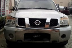 Neat Foreign used Nissan Armada 2006