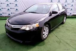 Very Clean Nigerian used Toyota Camry 2012
