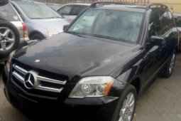 Very Sharp Tokunbo 2011 Mercedes-Benz GLK