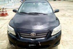 Very Clean Nigerian used 2008 Toyota Corolla