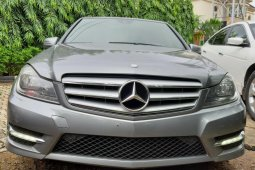 Super Clean Foreign used Mercedes-Benz C300 2012