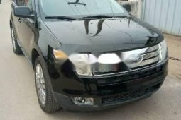 Clean Foreign Used Ford Edge 2008 Black