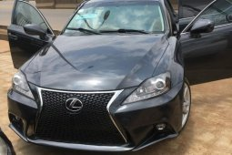 Foreign Used 2007 Lexus IS