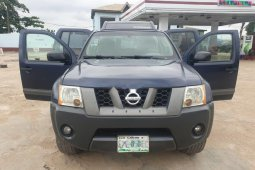 Nigerian Used Nissan Xterra 2007 Model Blue