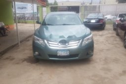 Foreign Used Toyota Camry 2010 Model Green