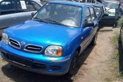 Super Clean Foreign used 2000 Nissan Micra