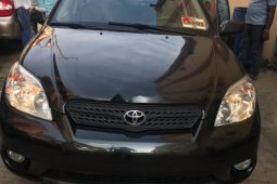 Foreign Used Toyota Matrix 2005