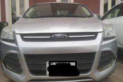 Nigerian Used Ford Escape 2013 Model