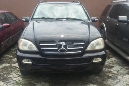 Super Clean Foreign used Mercedes-Benz ML